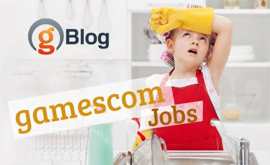 gamescom Jobs