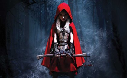 Woolfe: The Redhood Diaries auf gamescom