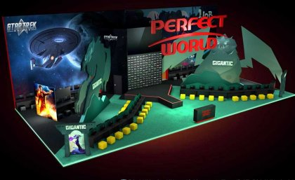 Perfect World auf der gamescom 2016