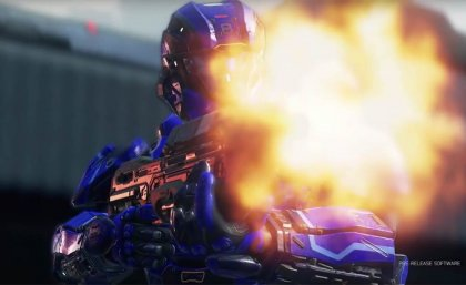Halo 5: Guardians Multiplayer Trailer Gamescom 2015