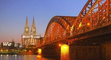Blank & Jones im Kölner Dom zur Gamescom 2016