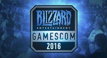 Blizzard - gamescom 2016 Programm und Overwatch-Kurzfilm