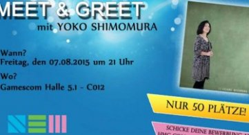 Fan Gatherin mit Komponistin Yoko Shimomura